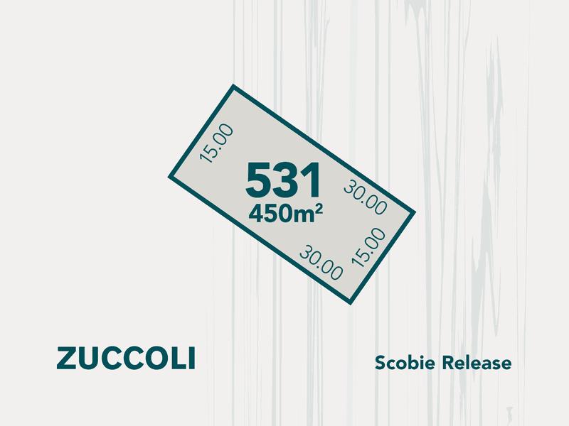Lot 531 Scobie Court, Zuccoli, NT 0832