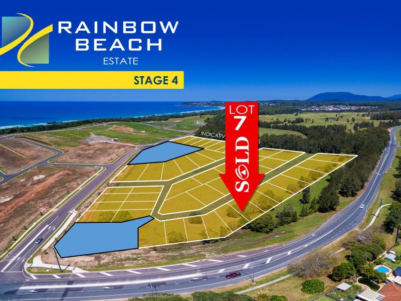 Lot 7 Rainbow Beach Estate, Lake Cathie, NSW 2445