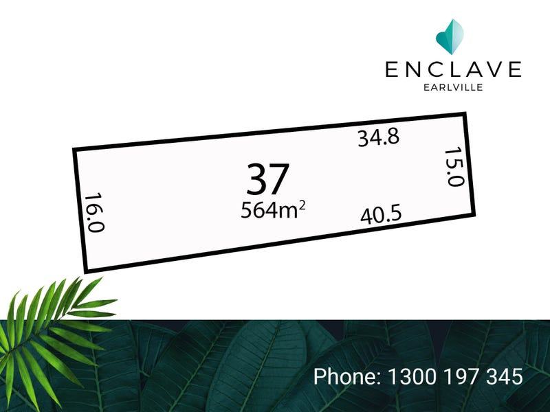 Lot 37, Jacamunda Circuit, Cairns City, Qld 4870