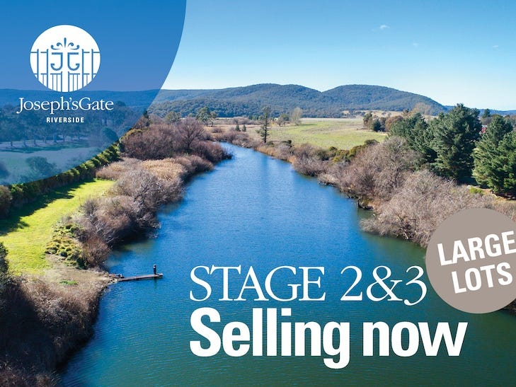 Lot 201, Lot 201 Joseph's Gate, Goulburn, NSW 2580
