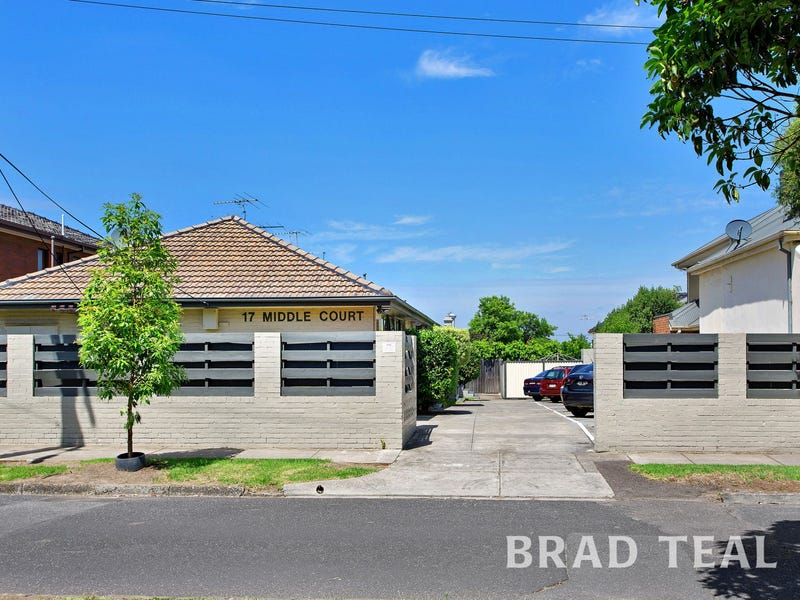7/17 Middle Street, Ascot Vale, Vic 3032