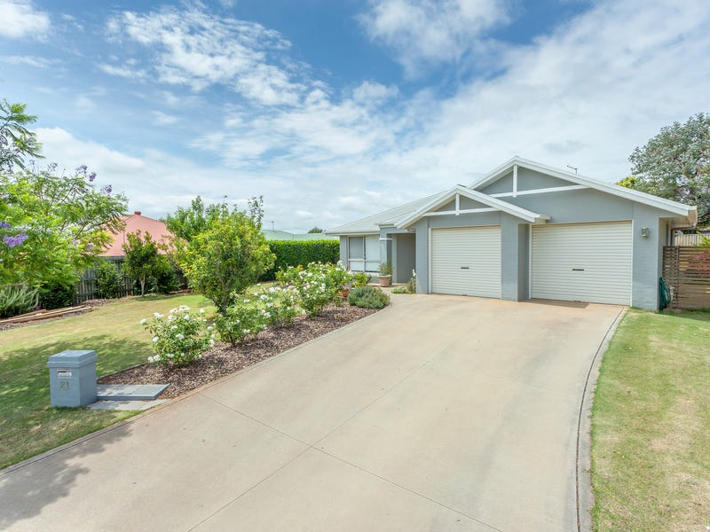 21 Toni Court, Darling Heights, Qld 4350