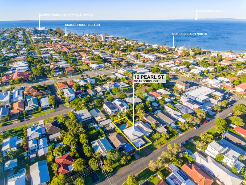 12 Pearl Street, Scarborough, Qld 4020