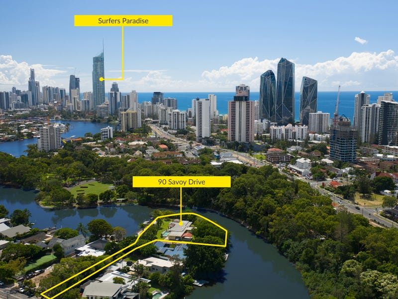 90 Savoy Drive, Broadbeach Waters, Qld 4218