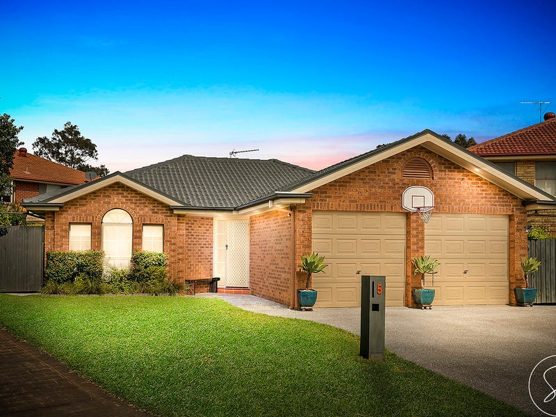 5 Bligh Place, Kellyville, NSW 2155