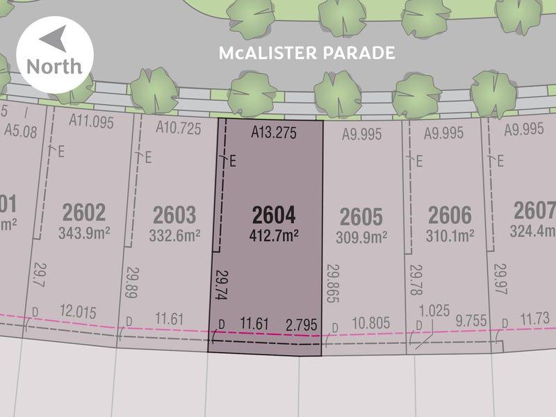 Lot 2604 Land at Newpark, Marsden Park, NSW 2765