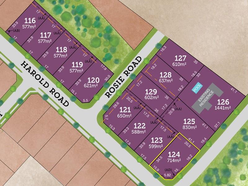 Lot 124 Harold Road, Raymond Terrace, NSW 2324