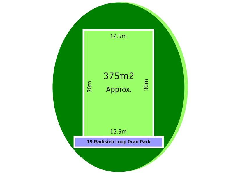 19 Radisich Loop, Oran Park, NSW 2570