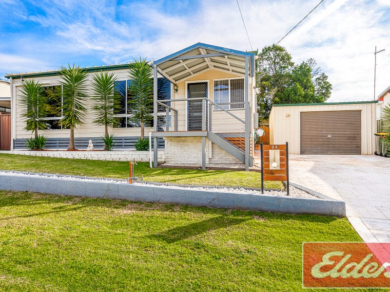 23 FIRST STREET, Warragamba, NSW 2752