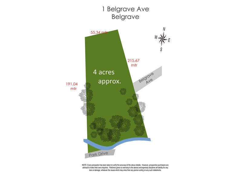 1 Belgrave Avenue, Belgrave, Vic 3160