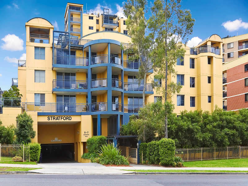 120/5-7 Beresford Road, Strathfield, NSW 2135