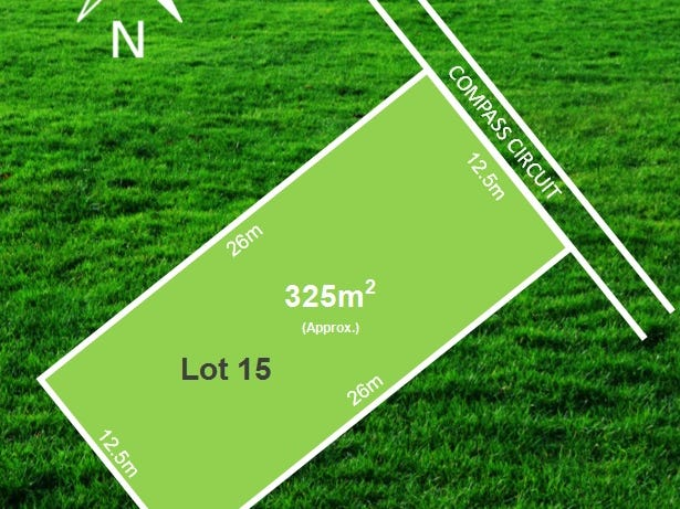 Lot 15 Compass Circuit, Corio, Vic 3214