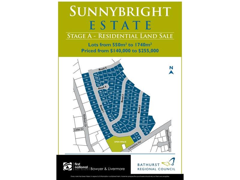 Sunnybright Estate, Kelso, NSW 2795