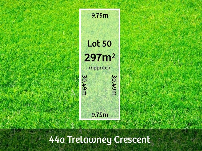 44a (lot 50) Trelawney Crescent, Huntfield Heights, SA 5163