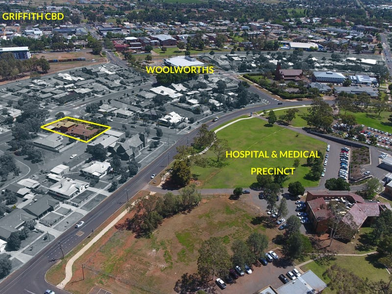 1 &  2, 87 Binya St & 3 & 4, 7 Beale St, Griffith, NSW 2680