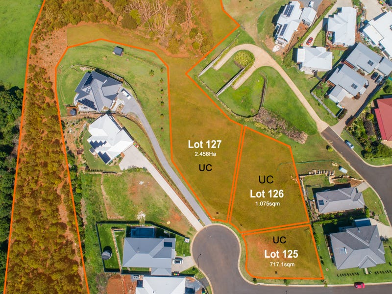 Estate  Lots 125 -128 Millbrook Terrace, Wollongbar, NSW 2477