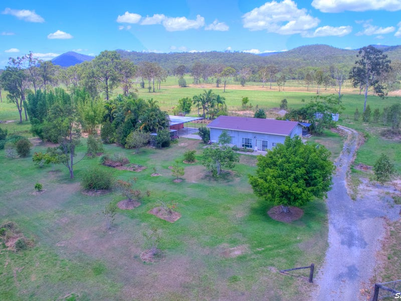 191 BALLANTYNE RD, Captain Creek, Qld 4677