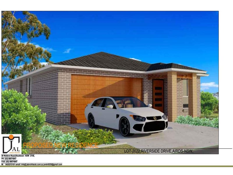 Lot 2022 Riverside. Drive, Airds, NSW 2560