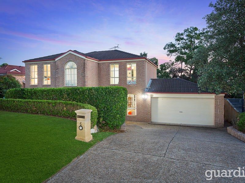 6 Badenoch Avenue, Glenhaven, NSW 2156
