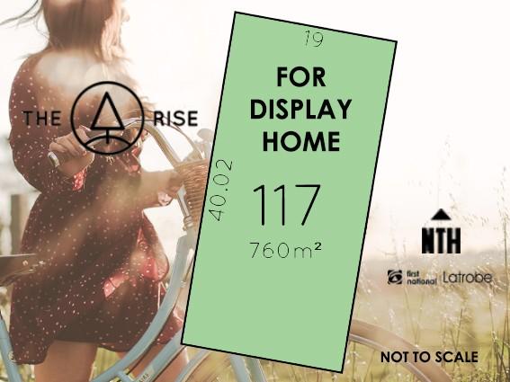 Lot 117, Rise Boulevard, Traralgon