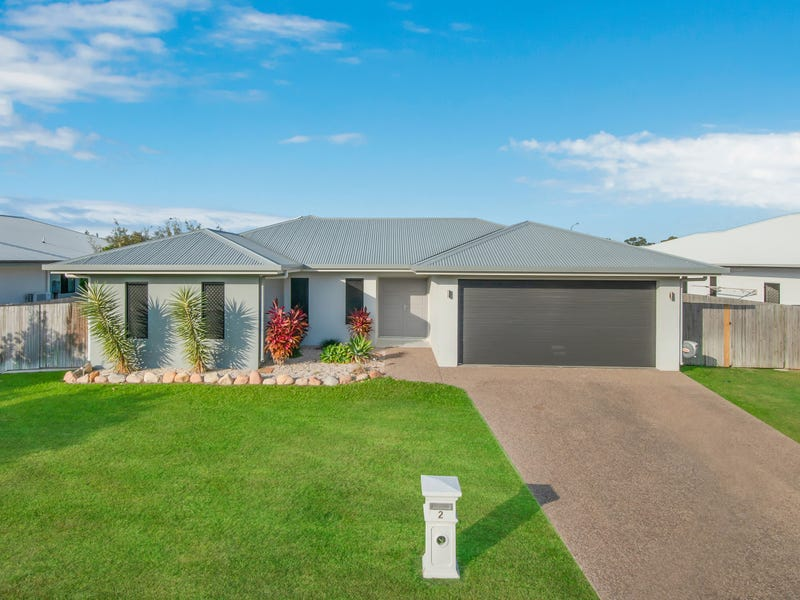 2 Bell Gum Place, Mount Low, Qld 4818