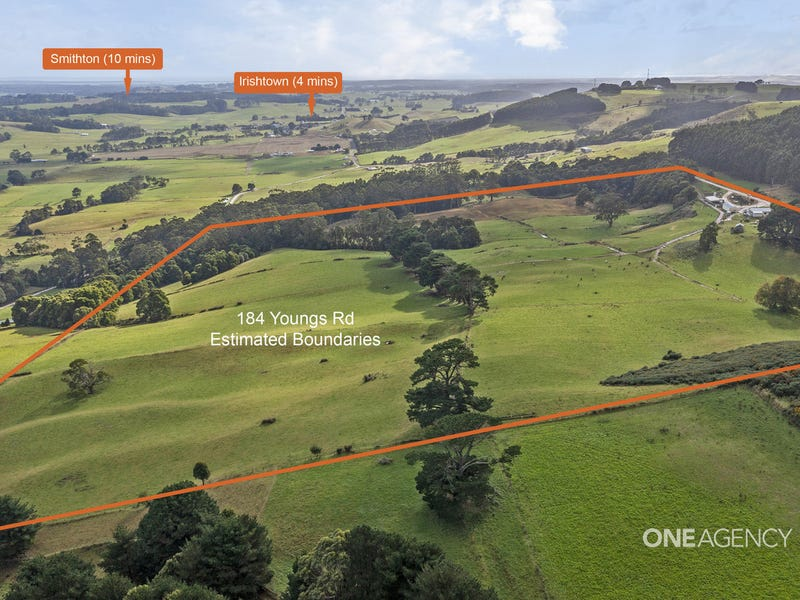 184 Youngs Road, Irishtown, Tas 7330