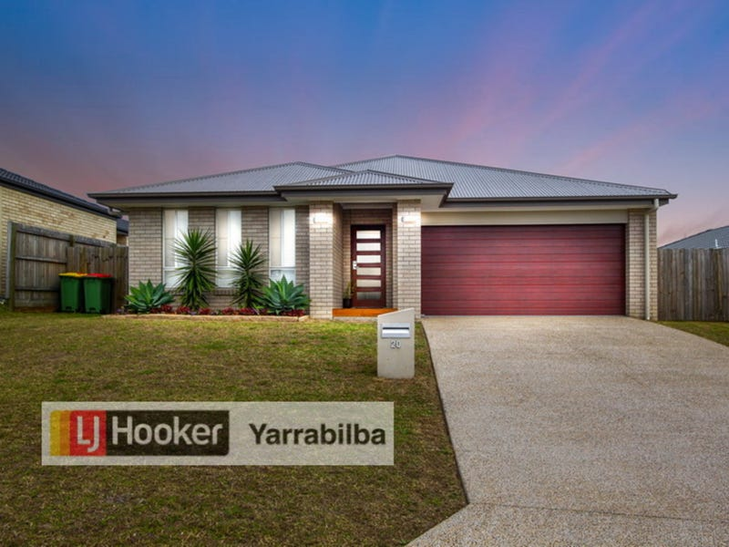 20 Carpenter Street, Yarrabilba, Qld 4207