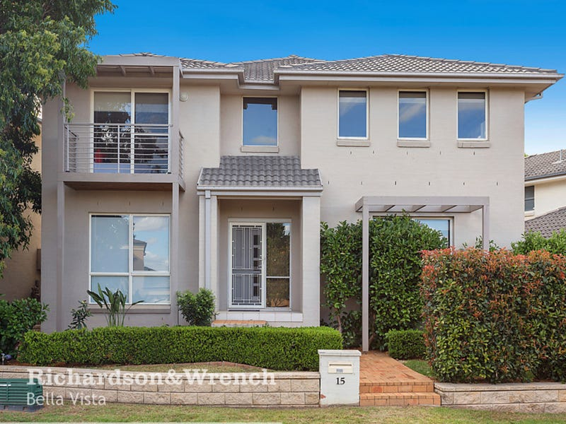 15 Islington Road, Stanhope Gardens, NSW 2768