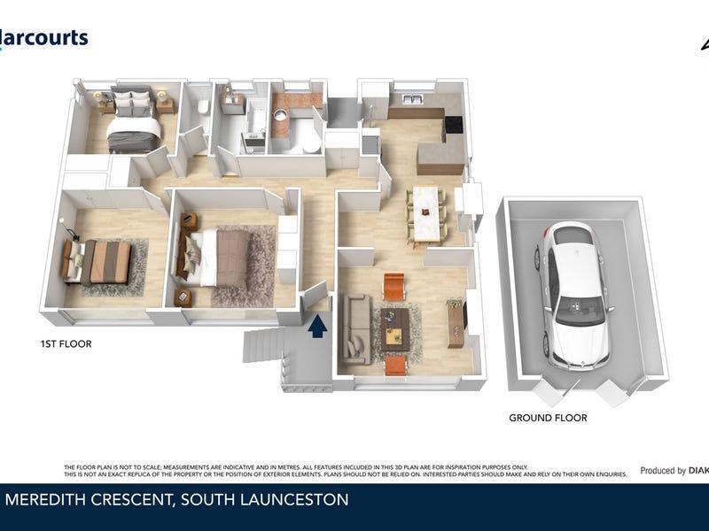 21 Meredith Crescent, South Launceston, Tas 7249 - floorplan
