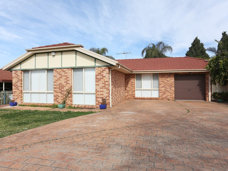 22 Brussels Crescent, Rooty Hill