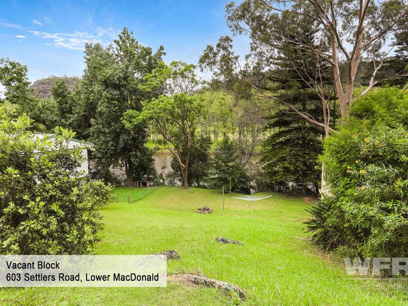 603 Settlers Rd, Lower Macdonald, NSW 2775