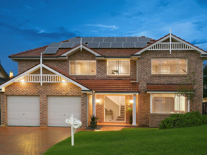 11 Willowbrook Place, Castle Hill, NSW 2154