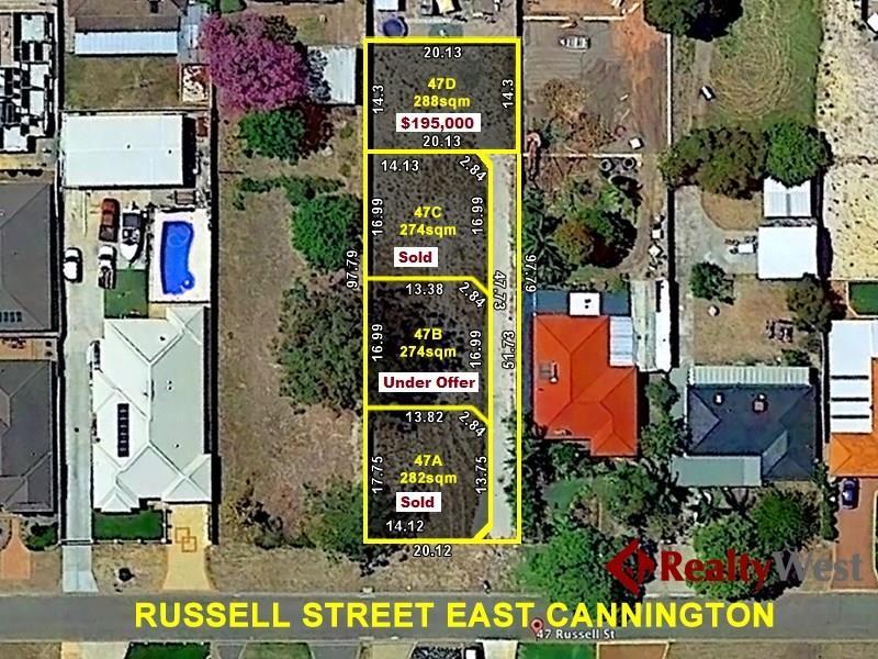 47 Russell Street, East Cannington, WA 6107