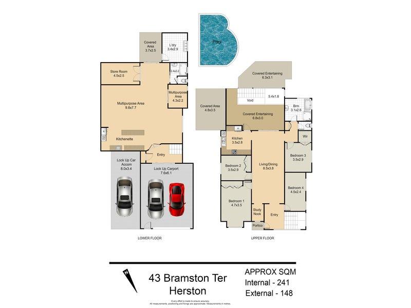 43 Bramston Terrace, Herston, Qld 4006
