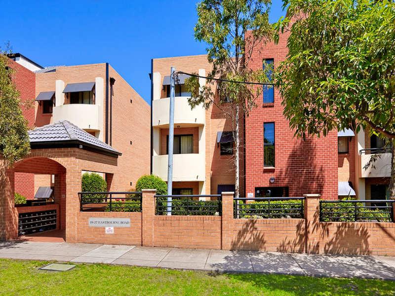 13/19-27 Eastbourne Road, Homebush West, NSW 2140