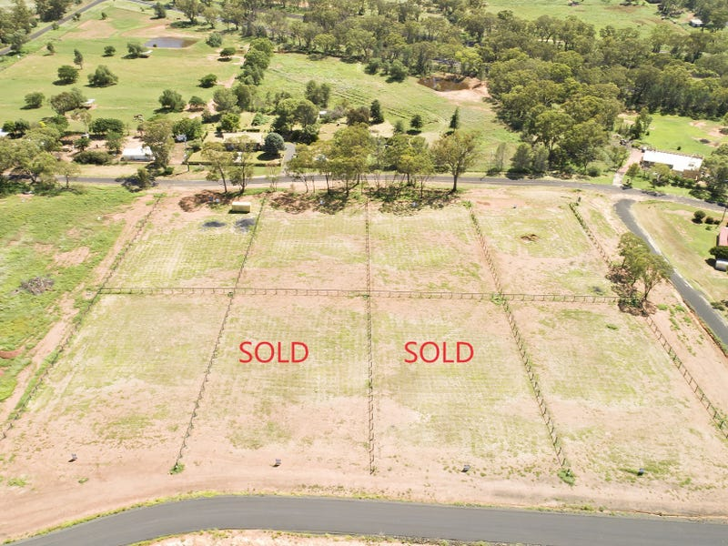 Lot 1-8, 51 Old Dubbo Road, Geurie, NSW 2818