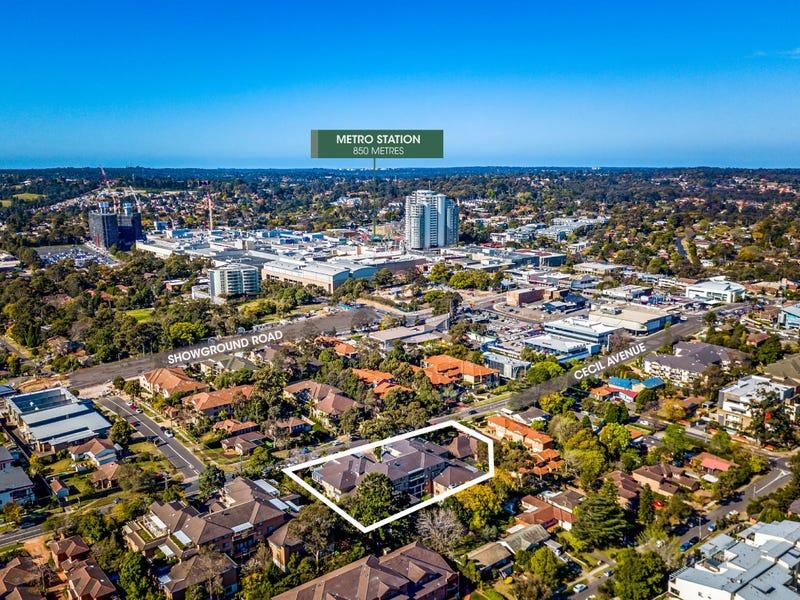 1/57 Cecil Avenue, Castle Hill, NSW 2154