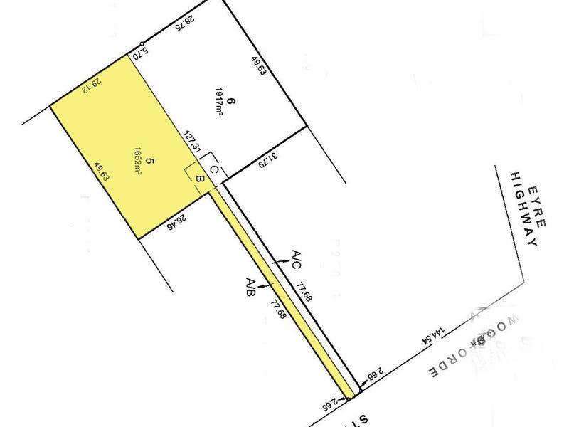 Lot 5, 28 Woodforde Street, Port Augusta West, SA 5700