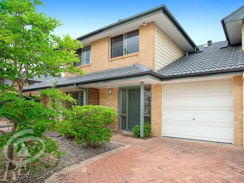4 Frank Oliveri Drive, Chipping Norton, NSW 2170
