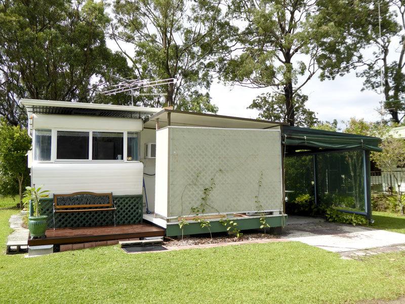 73 Bimbimbi Caravan Park, Woombah, NSW 2469