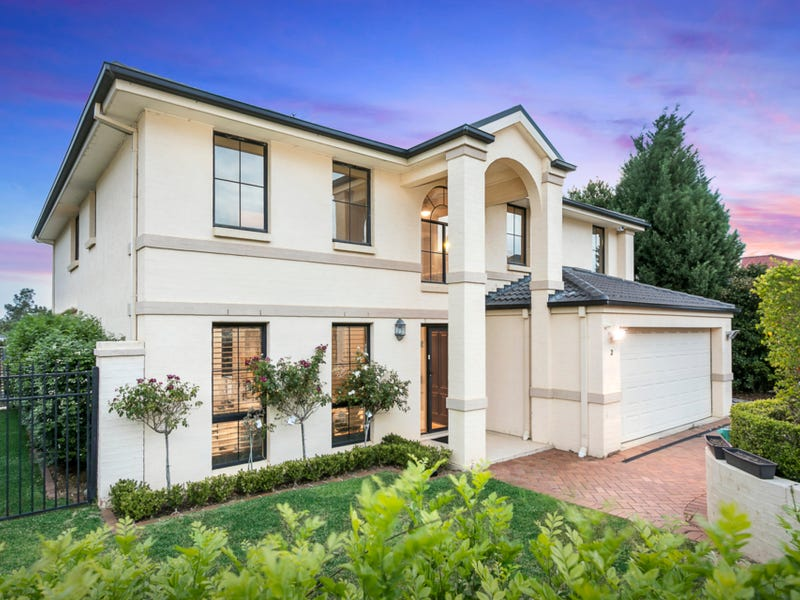 2 Glasshouse Road, Beaumont Hills, NSW 2155