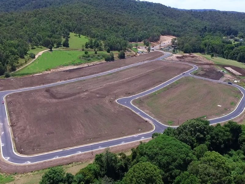 Lot 118, Finch Rd, Canungra, Qld 4275