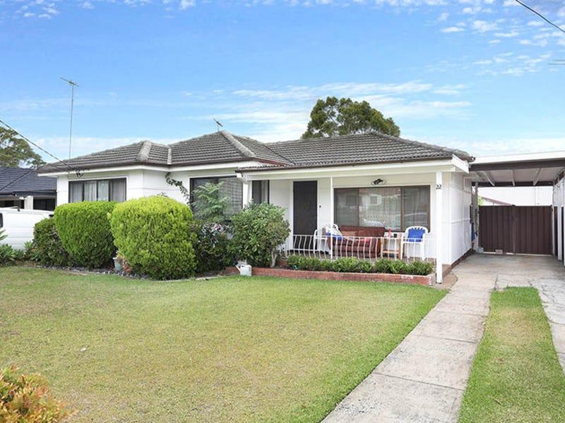 22 Iris Street, Guildford, NSW 2161