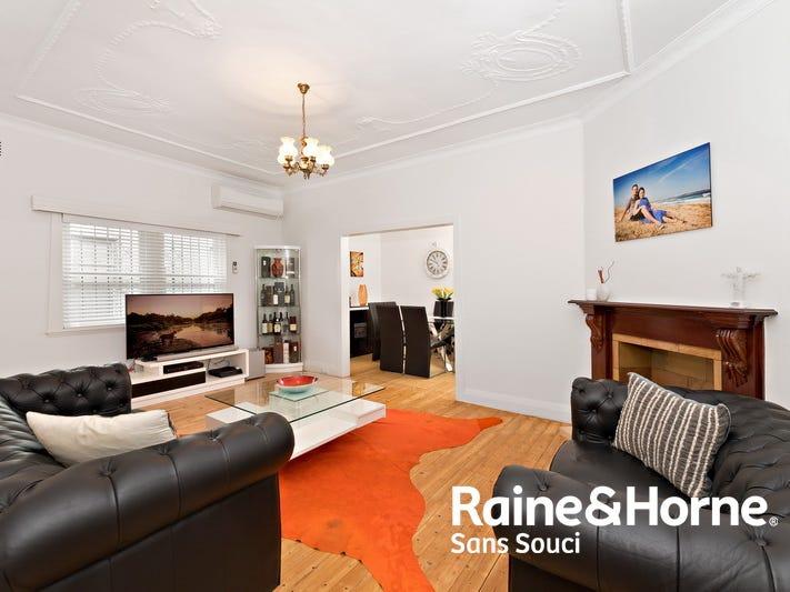 4 Robert Street, Sans Souci, NSW 2219