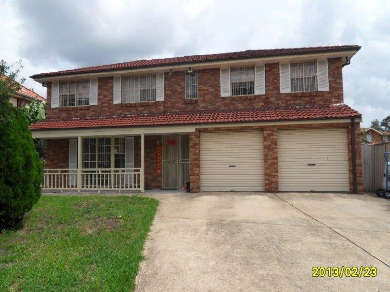 9 Crosio Place, Bonnyrigg, NSW 2177