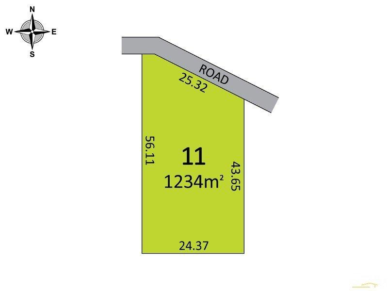 Lot 11, 16 Dublin Road, Mallala, SA 5502