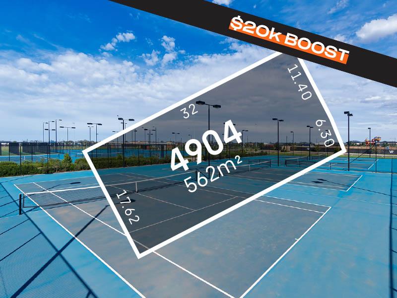 Lot 4904, California Way, Rockbank, Vic 3335