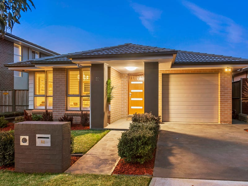 22 Thomas Icely Avenue, Bungarribee, NSW 2767
