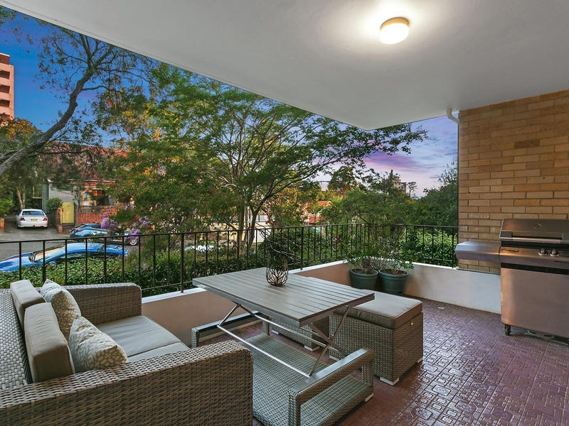 4/14 Carlyle Street, Wollstonecraft, NSW 2065