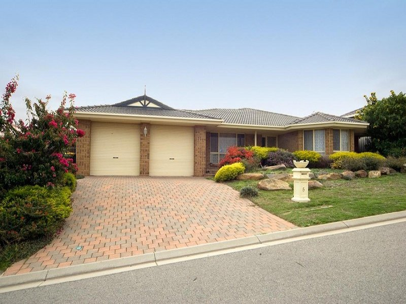5 Warratah Avenue, Seaford Rise, SA 5169